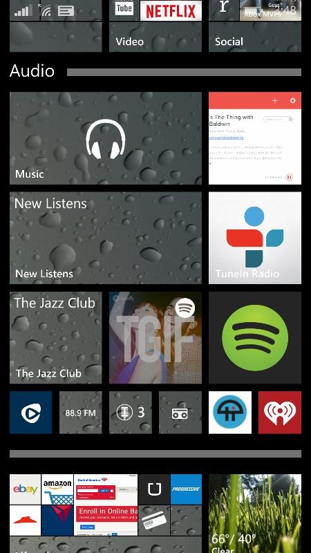 windows phone 8.1 project my screen usb
