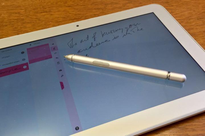 Toshiba Encore 2 Write tablet stylus wacom digitizer