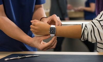 Here's where to pre-order the Apple Watch.