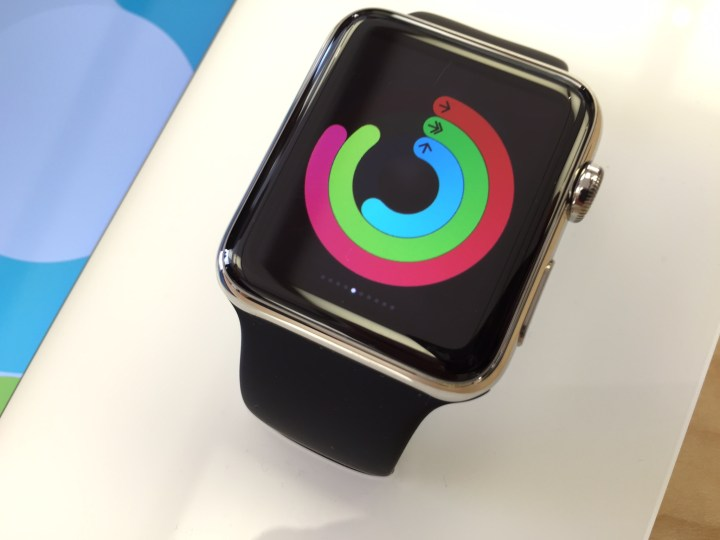 If you don't like it, you can return the Apple Watch within 14 days.