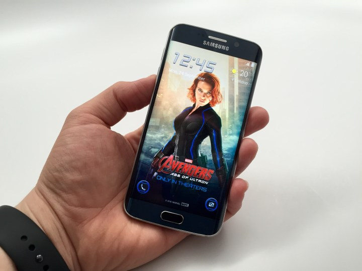 Galaxy S6 Avengers Age of Ultron - 4