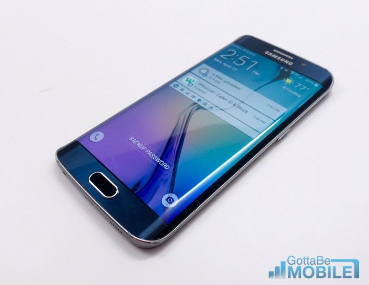 here's what i learned in 24 hours with the Verizon Galaxy S6 Edge.