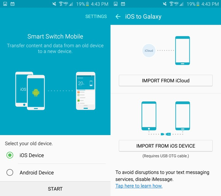 switching from iphone to galaxy 65 galaxy s6 tips and tricks 18050
