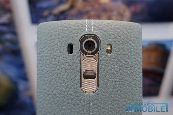 The G4 camera includes a laser focus for faster focusing.