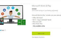 Microsoft Work & Play
