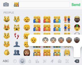 New Emojis iPhone iOS 8.3 - 3