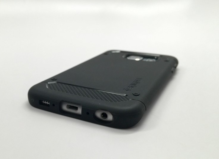 Spigen Capsule Ultra Rugged Galaxy S6 Edge Case Review - 3