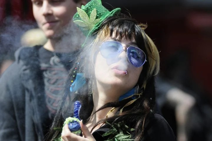What is 420? A user celebrates 420 on April 20th. arindambanerjee / Shutterstock.com