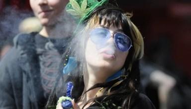 What is 420? A user celebrates 420 on April 20th. arindambanerjee / Shutterstock.com