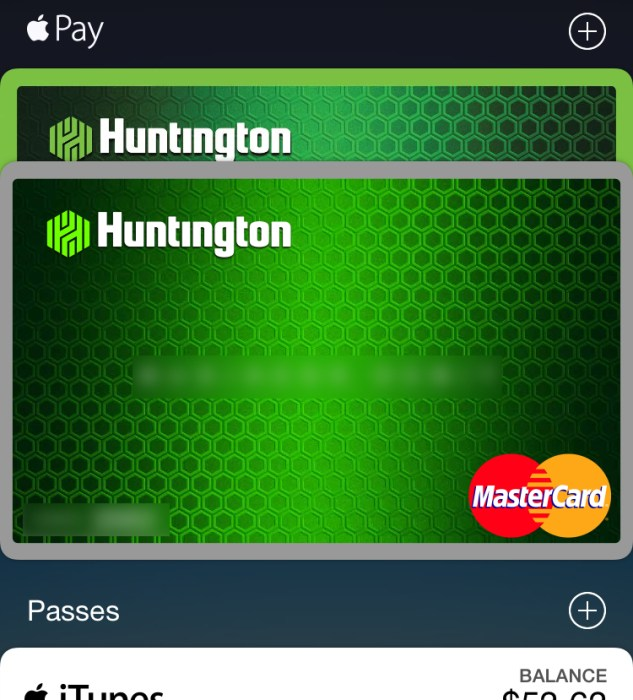 Apple Pay & PassBook