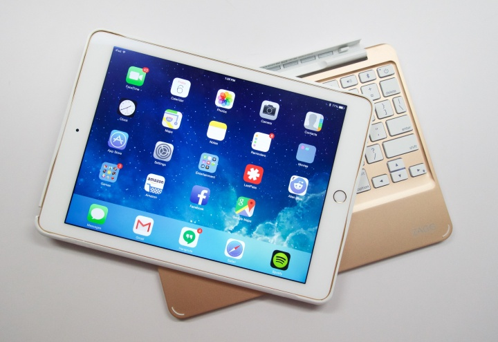 Can the iPad replace a laptop?