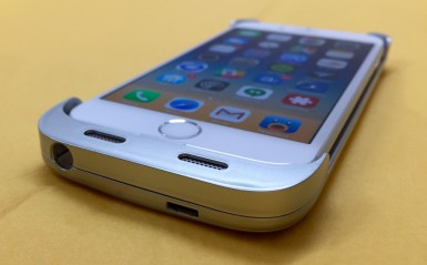 iPhone 6 PowerSkin Spare Review - 4