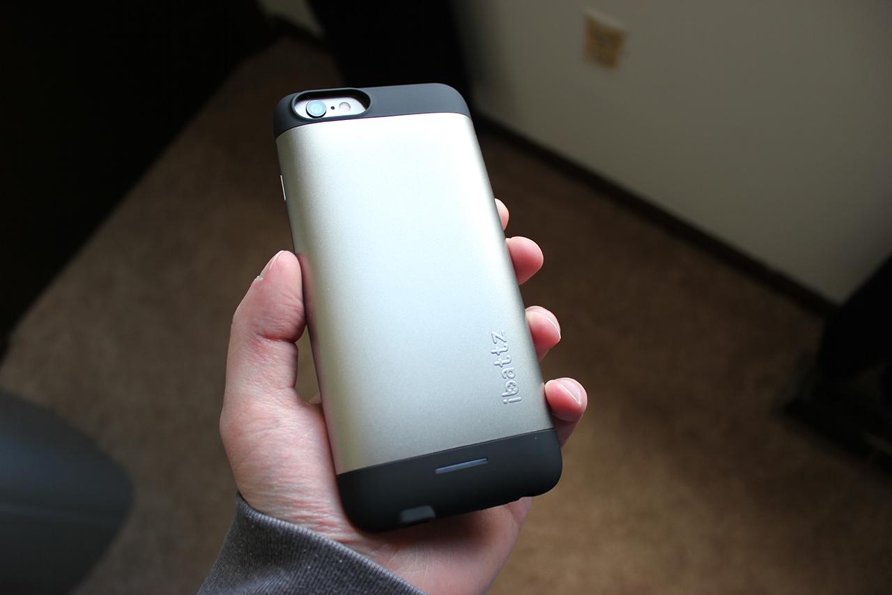 quality design 2894b b9152 iBattz Refuel Invictus iPhone 6 Battery Case Review