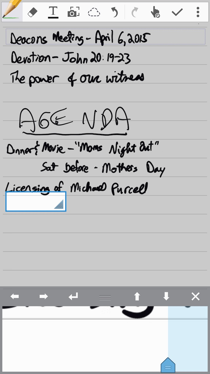 How to Master S Note on the Samsung Galaxy Note 4