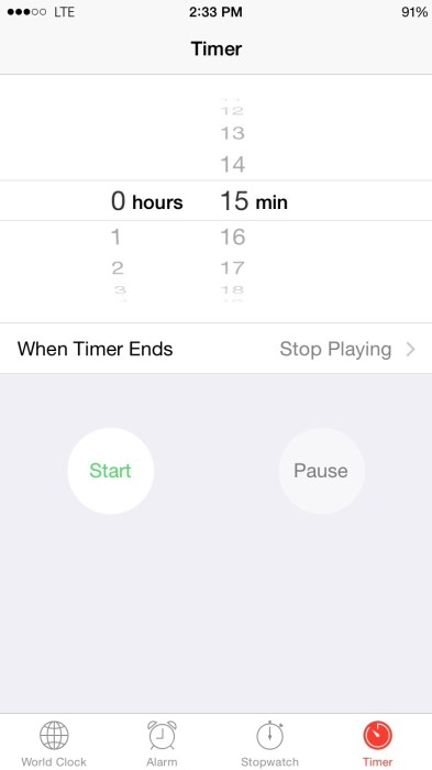 How to Set a Sleep Timer for Music on iPhone