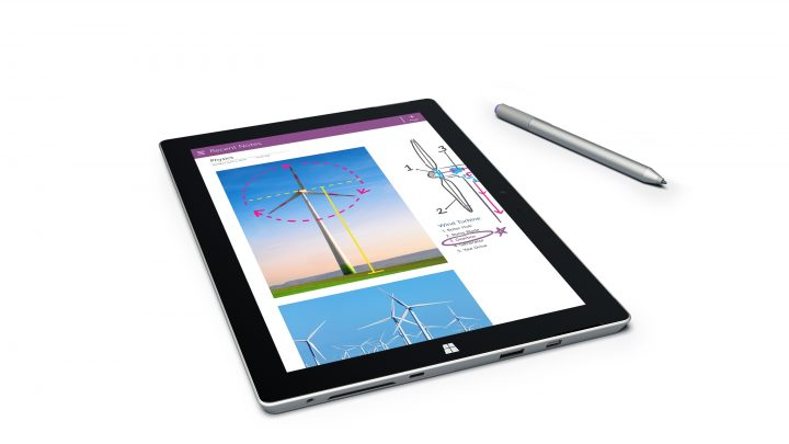 surface 3 4