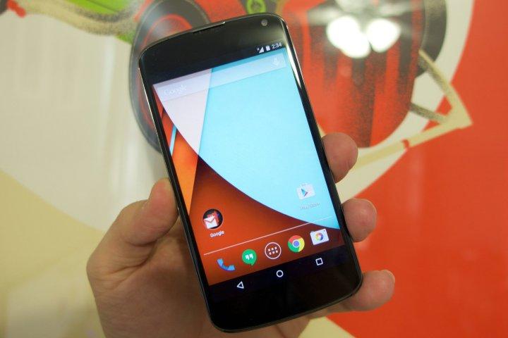 Nexus 4 Android 5.1.1 Release Soon