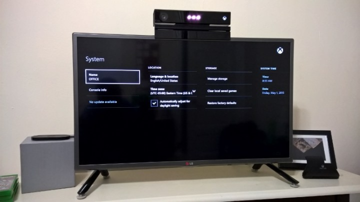 How to Update the Xbox One (7)