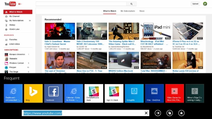 How to Watch YouTube Videos on Windows 8 Tablets & More (3)