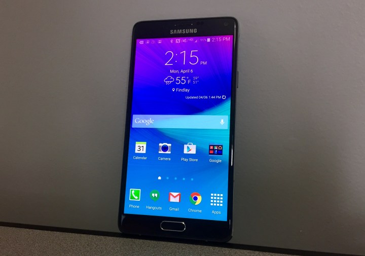 Samsung Galaxy Note 5 Launch Date