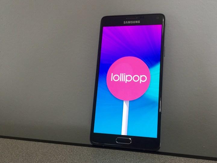 Samsung Galaxy Note 5 Software