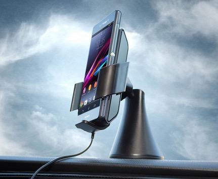tylt vu qi wireless car dock