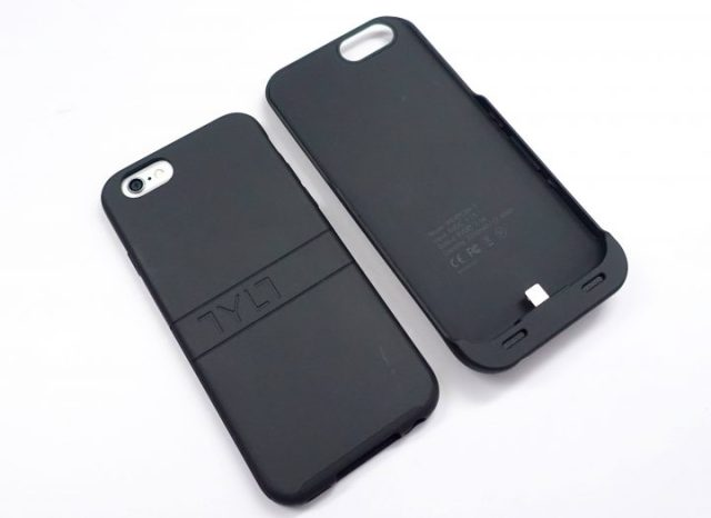 Tylt Energi iPhone 6 battery case Review - 3
