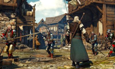Best Buy offers a big the Witcher 3: Wild Hunt deal for Gamers Club Unlocked members.