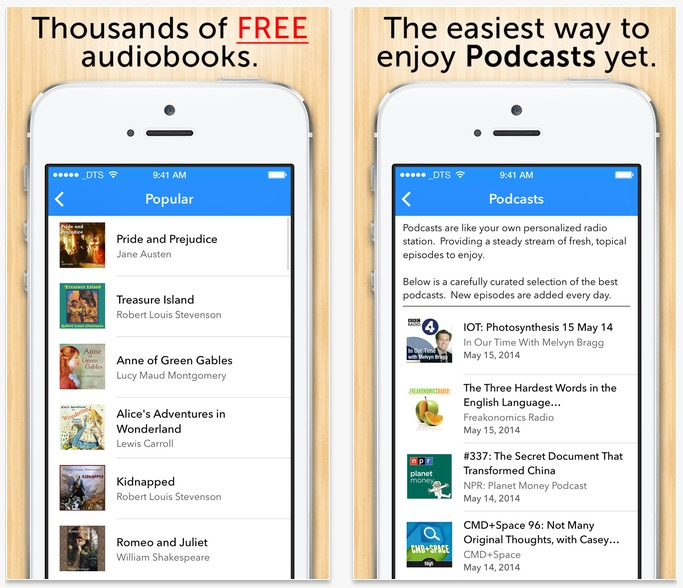 audiobooks-app