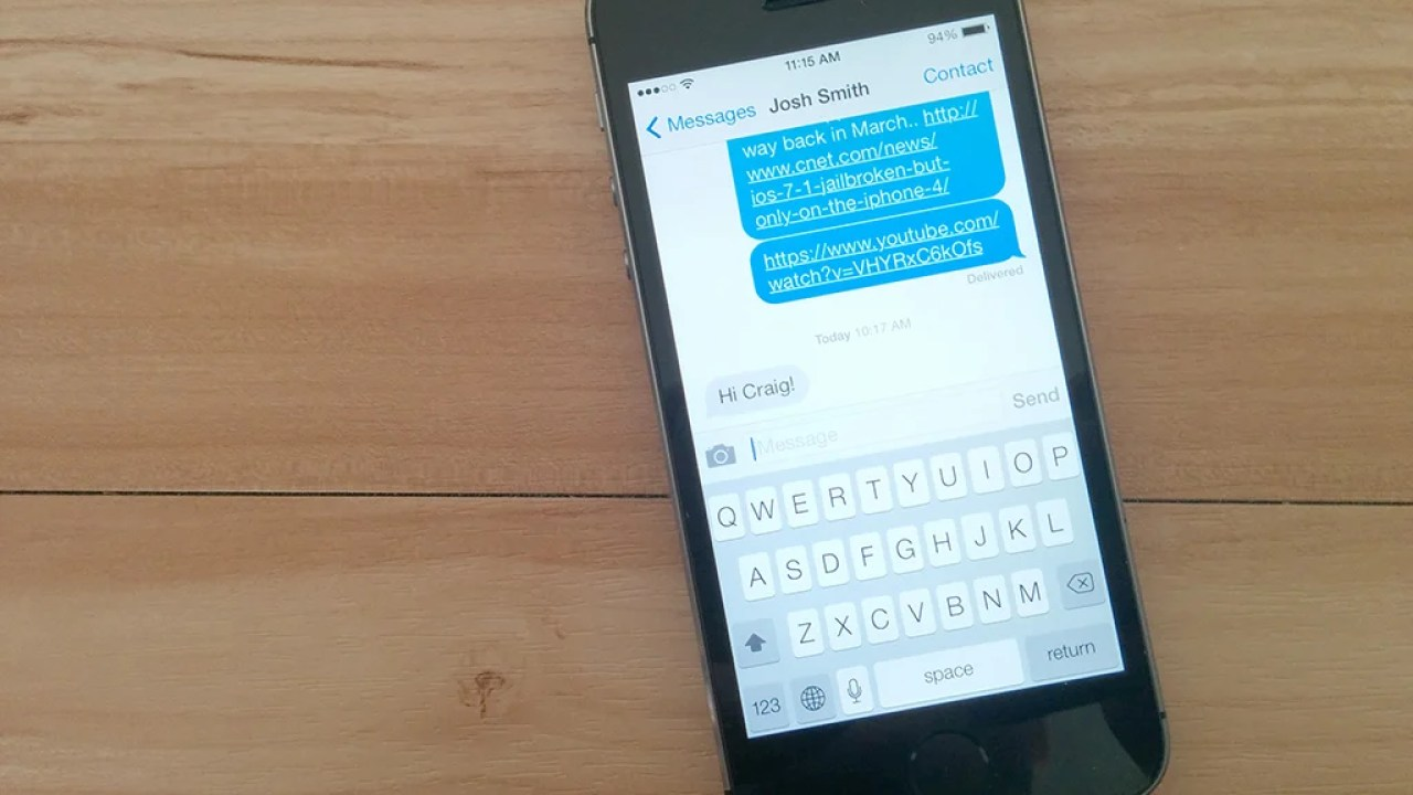 How to Undo a Sent iMessage on iPhone