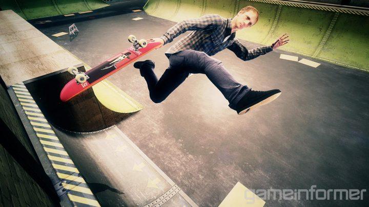 tony hawk pro skater 5 6