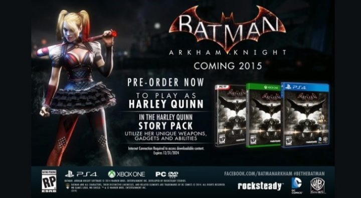 Batman-Arkham-Knight-Harley-Quinn-DLC-Gets-Renamed-into-Story-Pack-New-Artwork