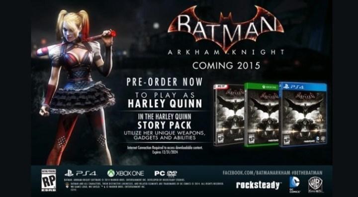 Batman-Arkham-Knight-Harley-Quinn-DLC-Gets-Renamed-into-Story-Pack-New-Artwork