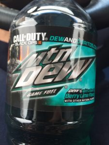 The first look at Mountain Dew and Black Ops 3.