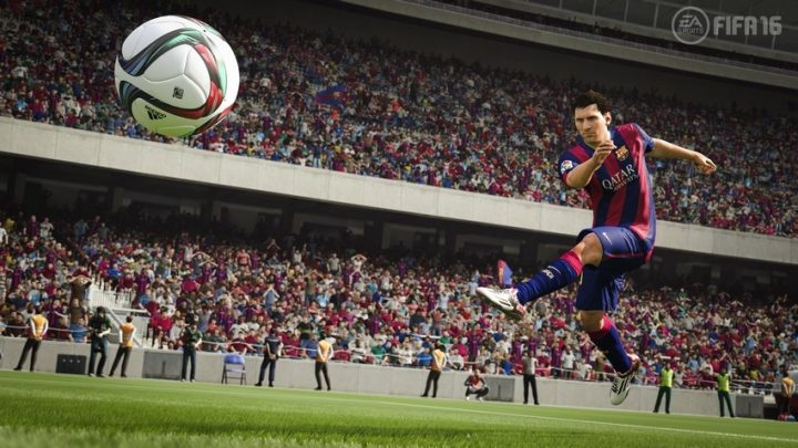 FIFA 16 Gameplay Trailer at E3 2015