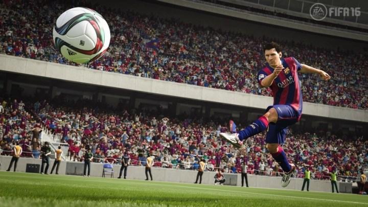 FIFA 16 Gameplay Trailer at E3 2015