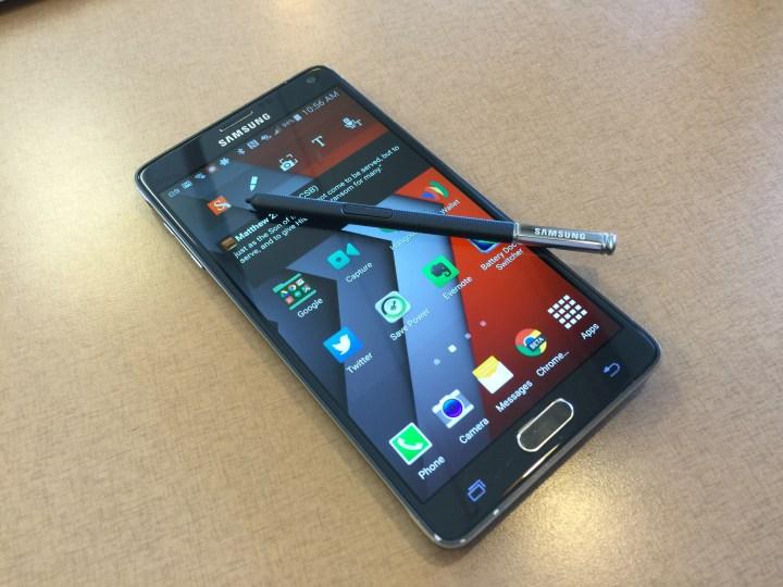 Galaxy Note 5 Design