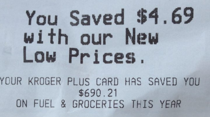 Save big with Kroger digital coupons.