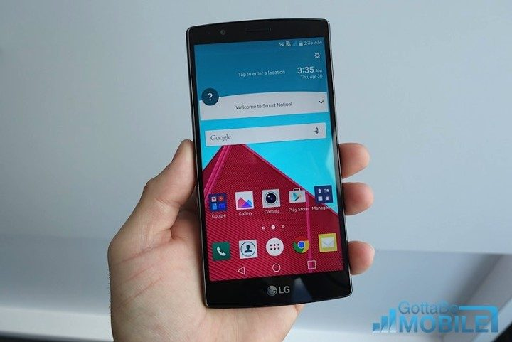 How to Change the LG G4 Keyboard