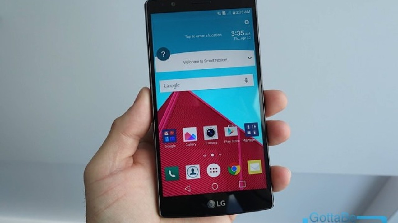 LG G4 Problems Fixed in New Update