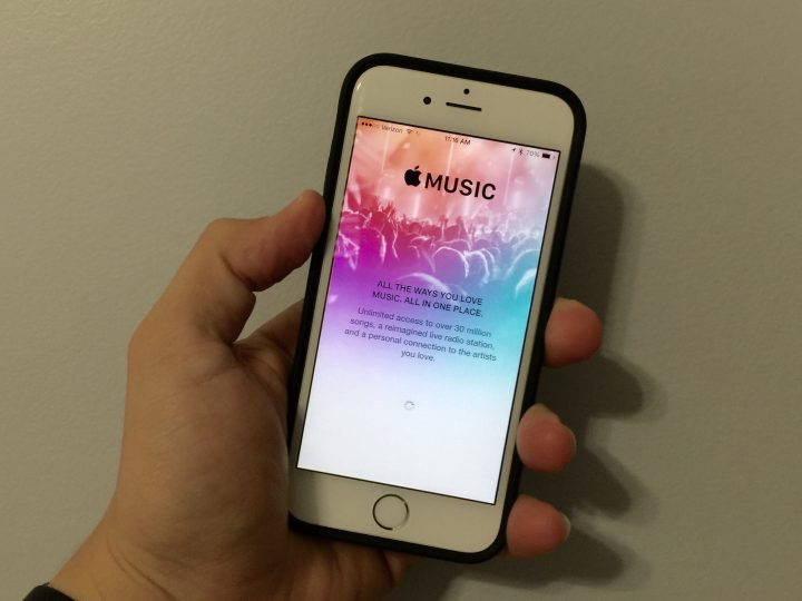 Apple Music Streaming