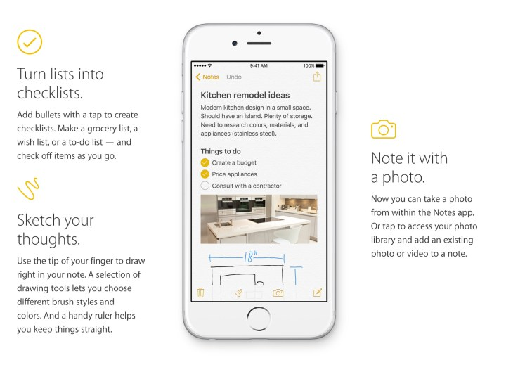 Apple Notes for iPhone is supercharged.