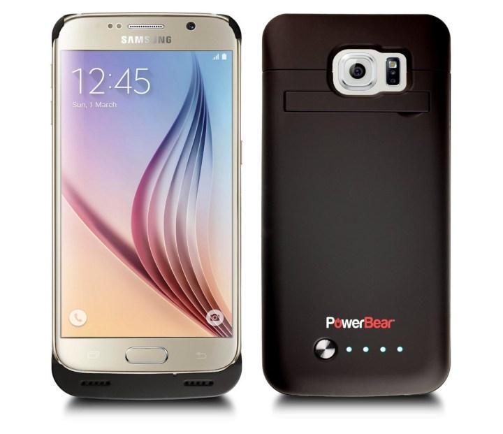 PowerBear Galaxy S6 Battery Case