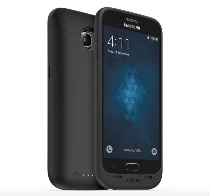 Mophie Galaxy S6 Juice Case