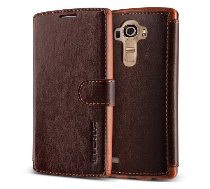 Verus Leather Wallet Case
