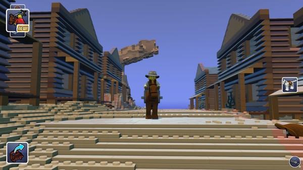 Lego Worlds Is The Newest Minecraft Alterntive