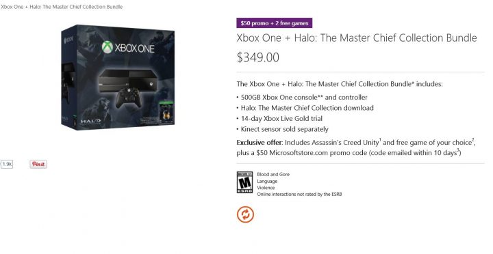 xbox one Microsoft deal