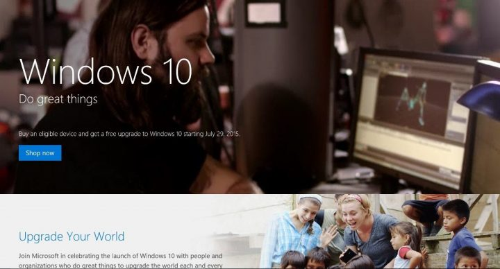 The Surprisingly Small Windows 10 Upgrade Price