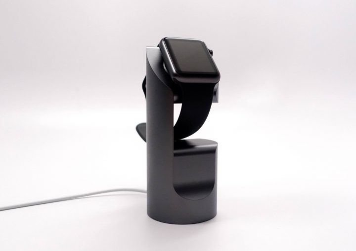 Read our 10DESIGN Watchtower Apple Watch stand review to see how we like this option.
