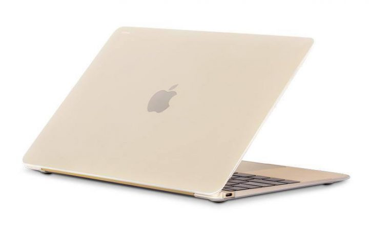 2015 MacBook Case Clear - 1